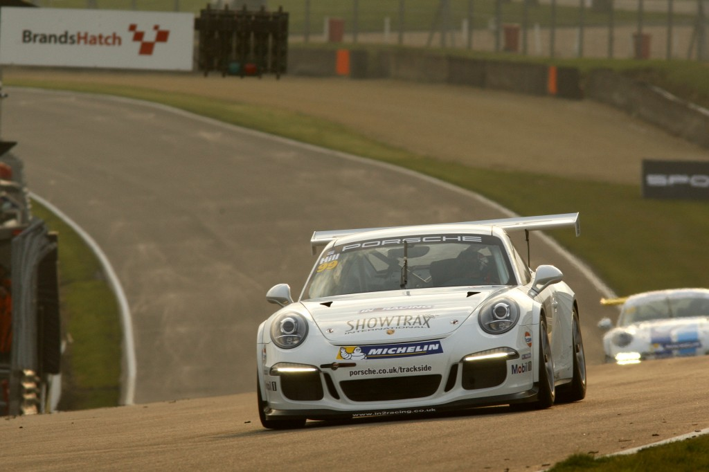 Jake Hill (GBR) In2 Porsche